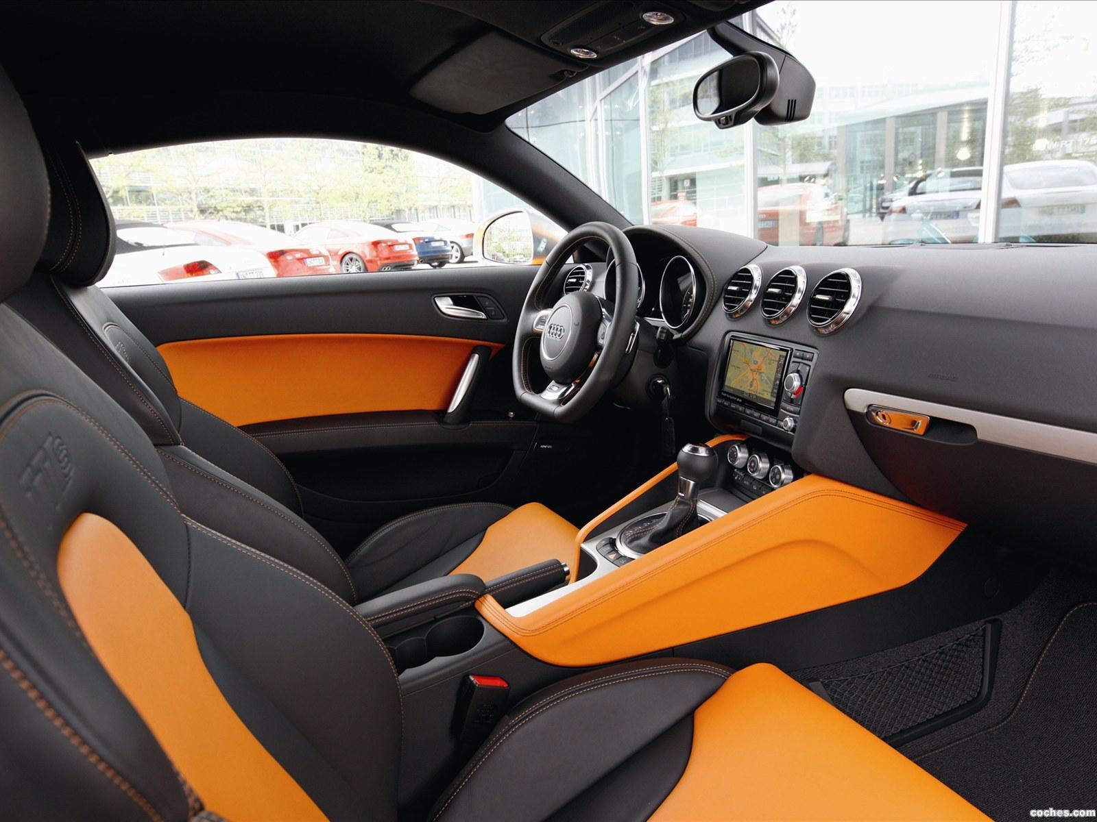 Foto 13 de Audi TTS Coupe 2010