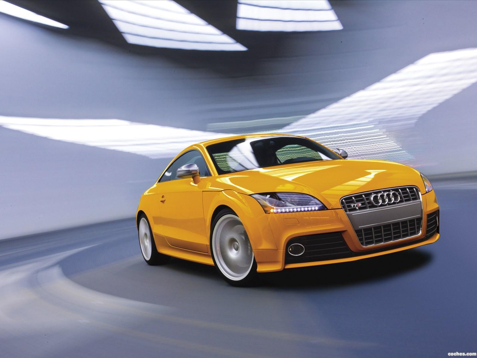 Foto 12 de Audi TTS Coupe 2010