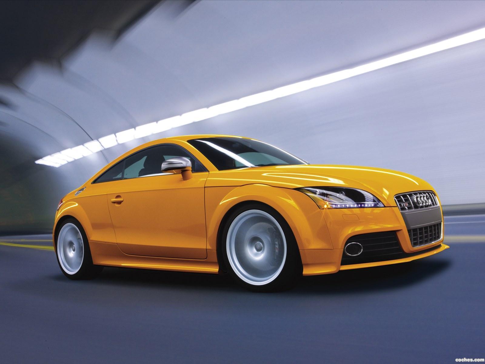 Foto 11 de Audi TTS Coupe 2010