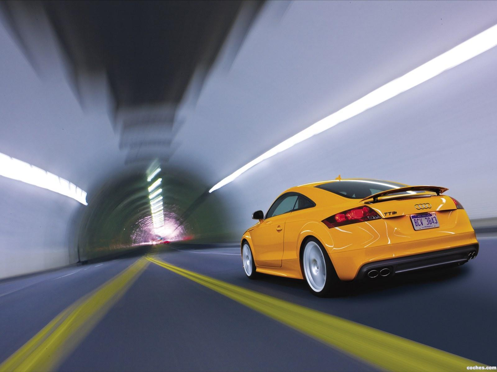 Foto 10 de Audi TTS Coupe 2010