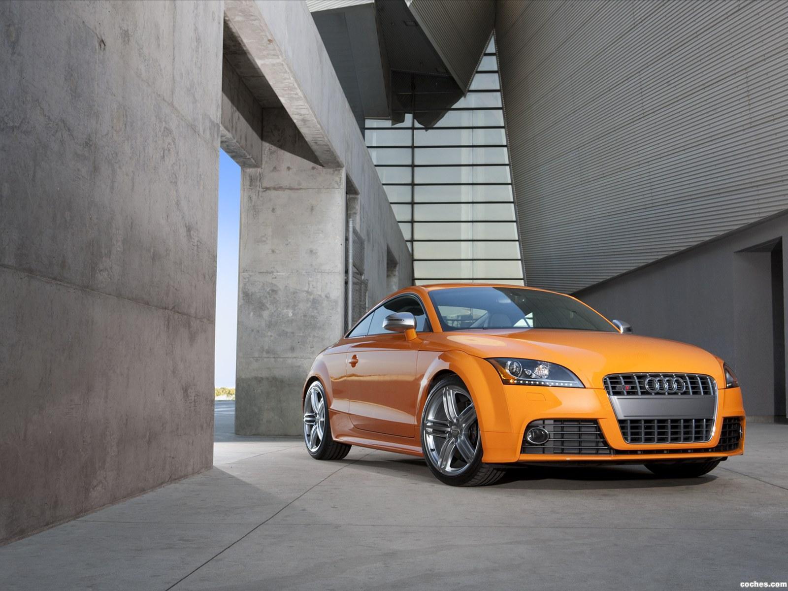 Foto 9 de Audi TTS Coupe 2010