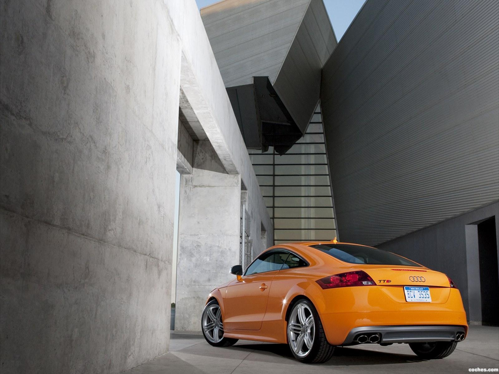 Foto 8 de Audi TTS Coupe 2010
