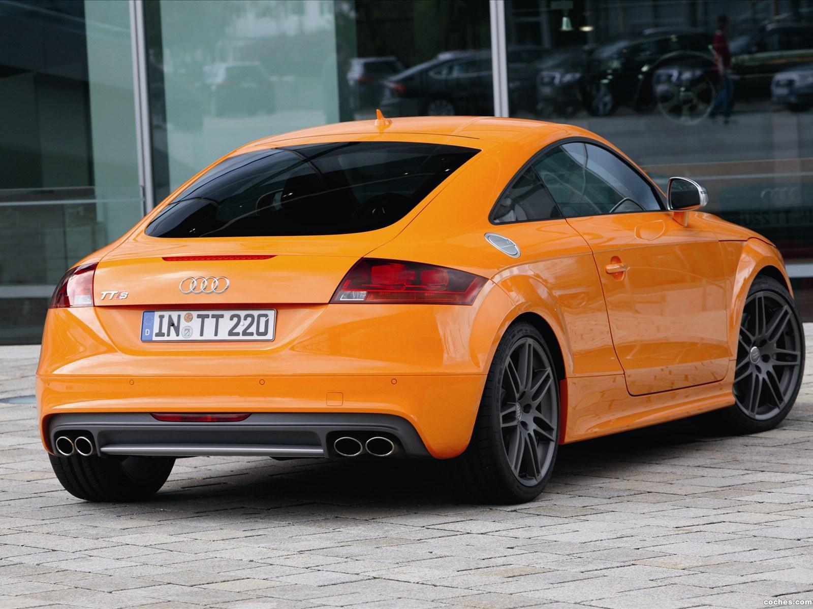Foto 6 de Audi TTS Coupe 2010