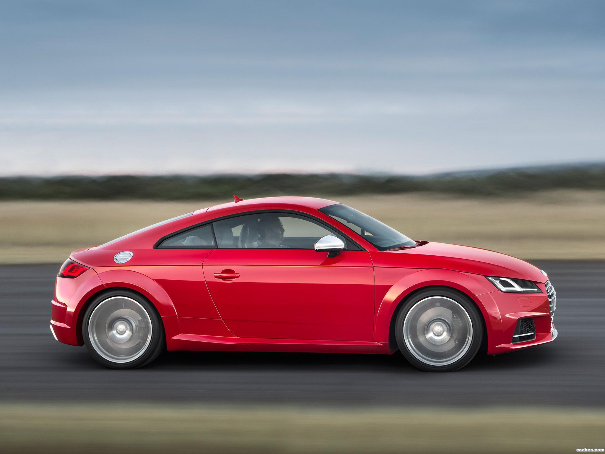Foto 9 de Audi TTS Coupe 2014
