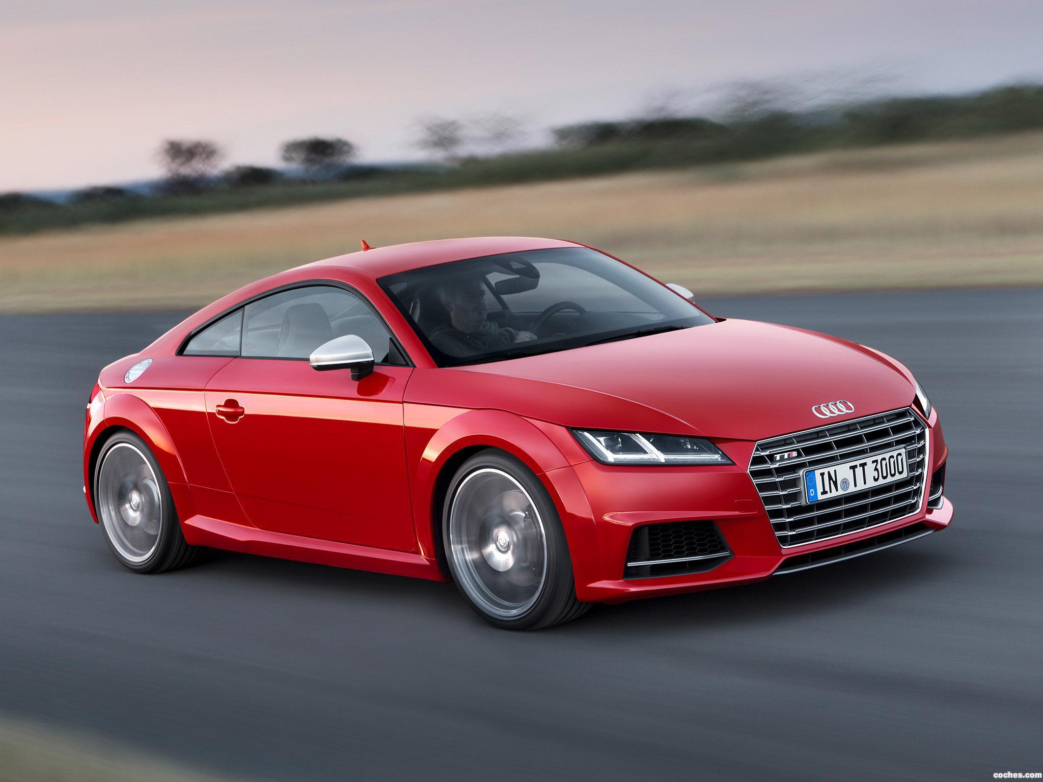 Foto 7 de Audi TTS Coupe 2014