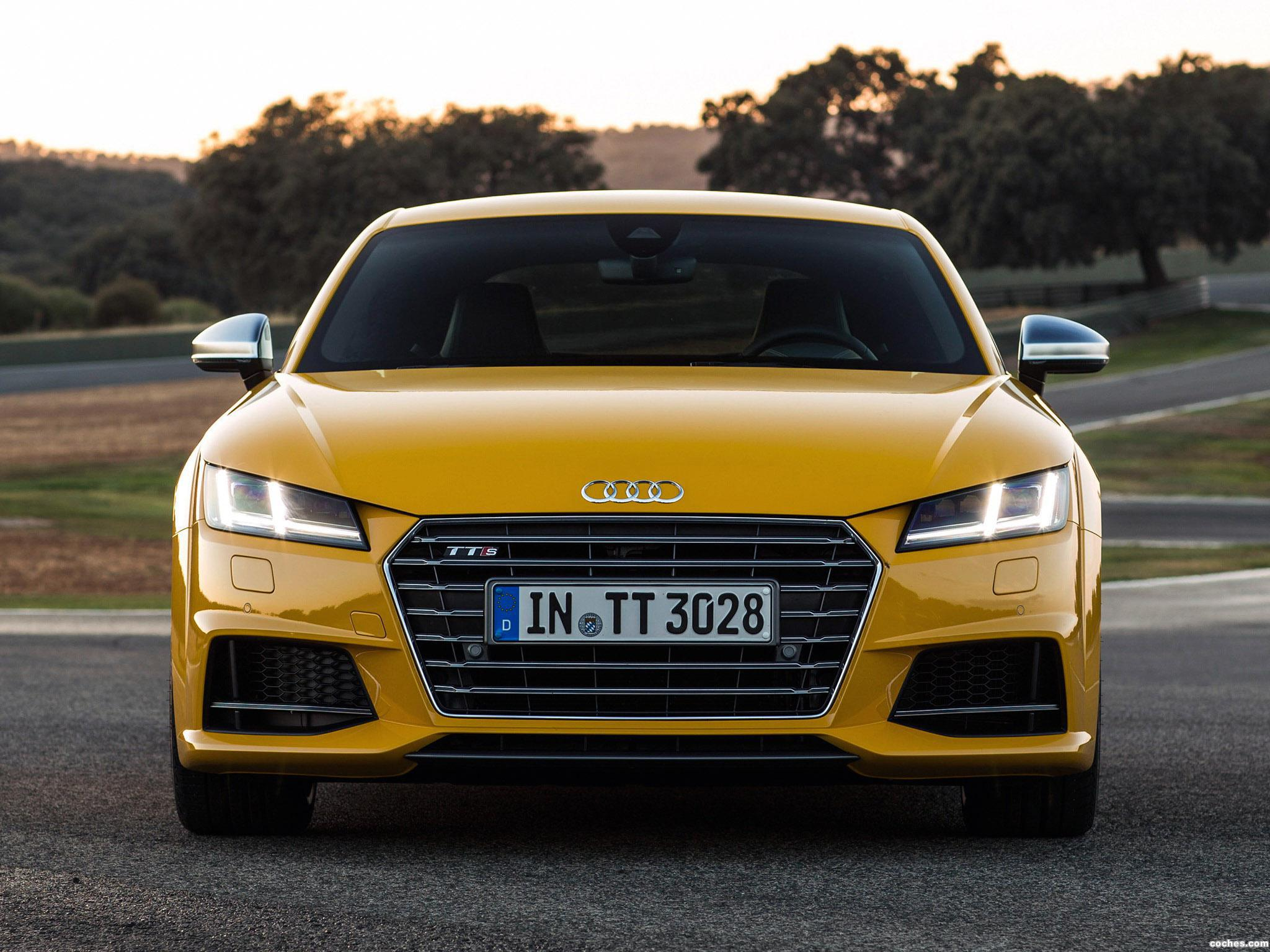 Foto 6 de Audi TTS Coupe 2014