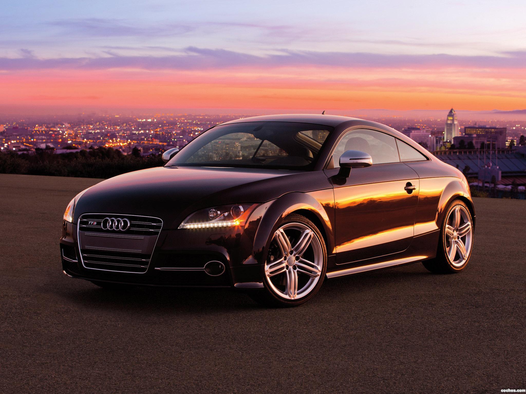 Foto 0 de Audi TTS Coupe 8J USA 2010