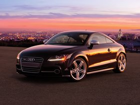 Fotos de Audi TTS Coupe 8J USA 2010