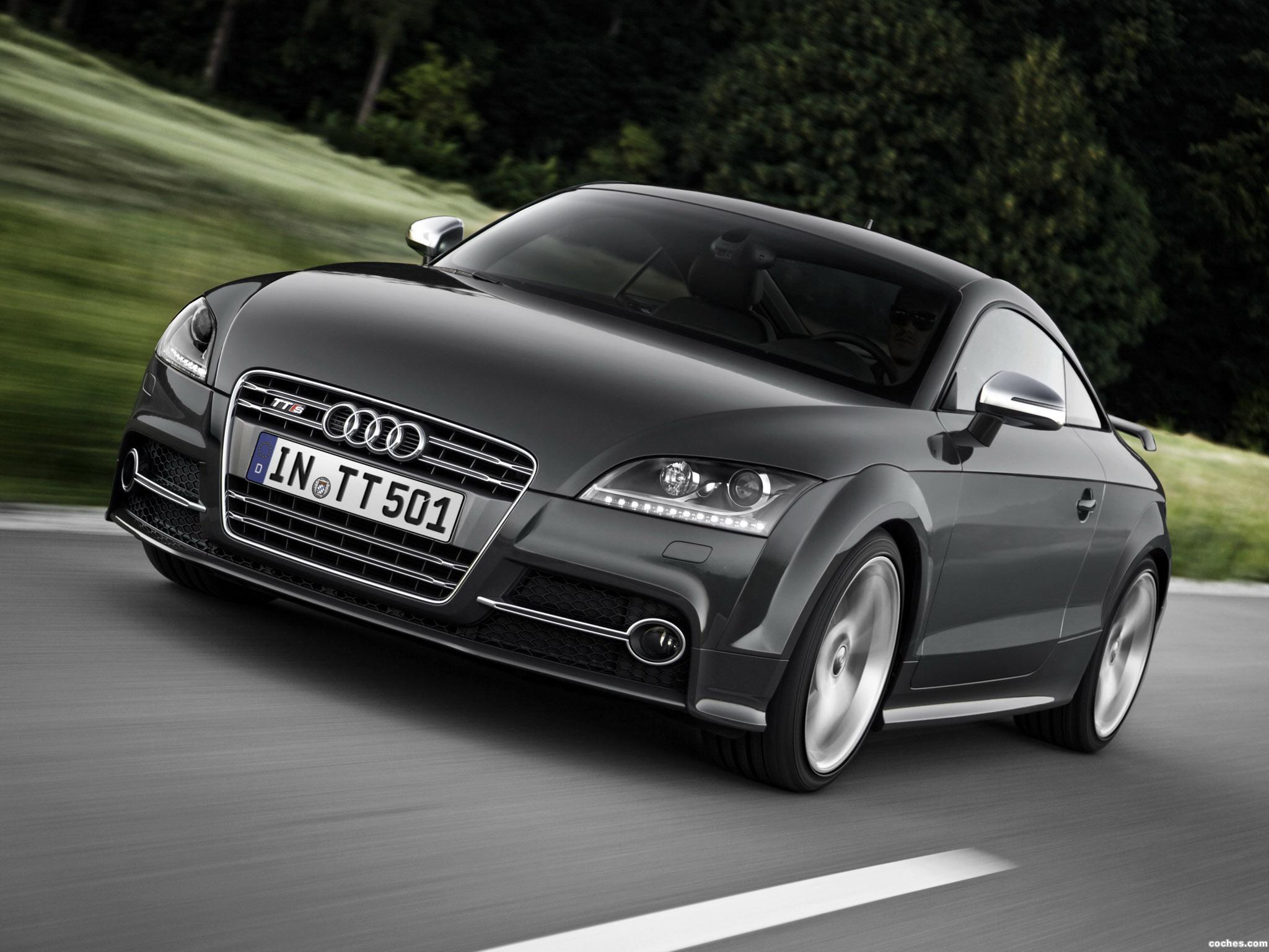 Foto 0 de Audi TTS Coupe Competition 2013