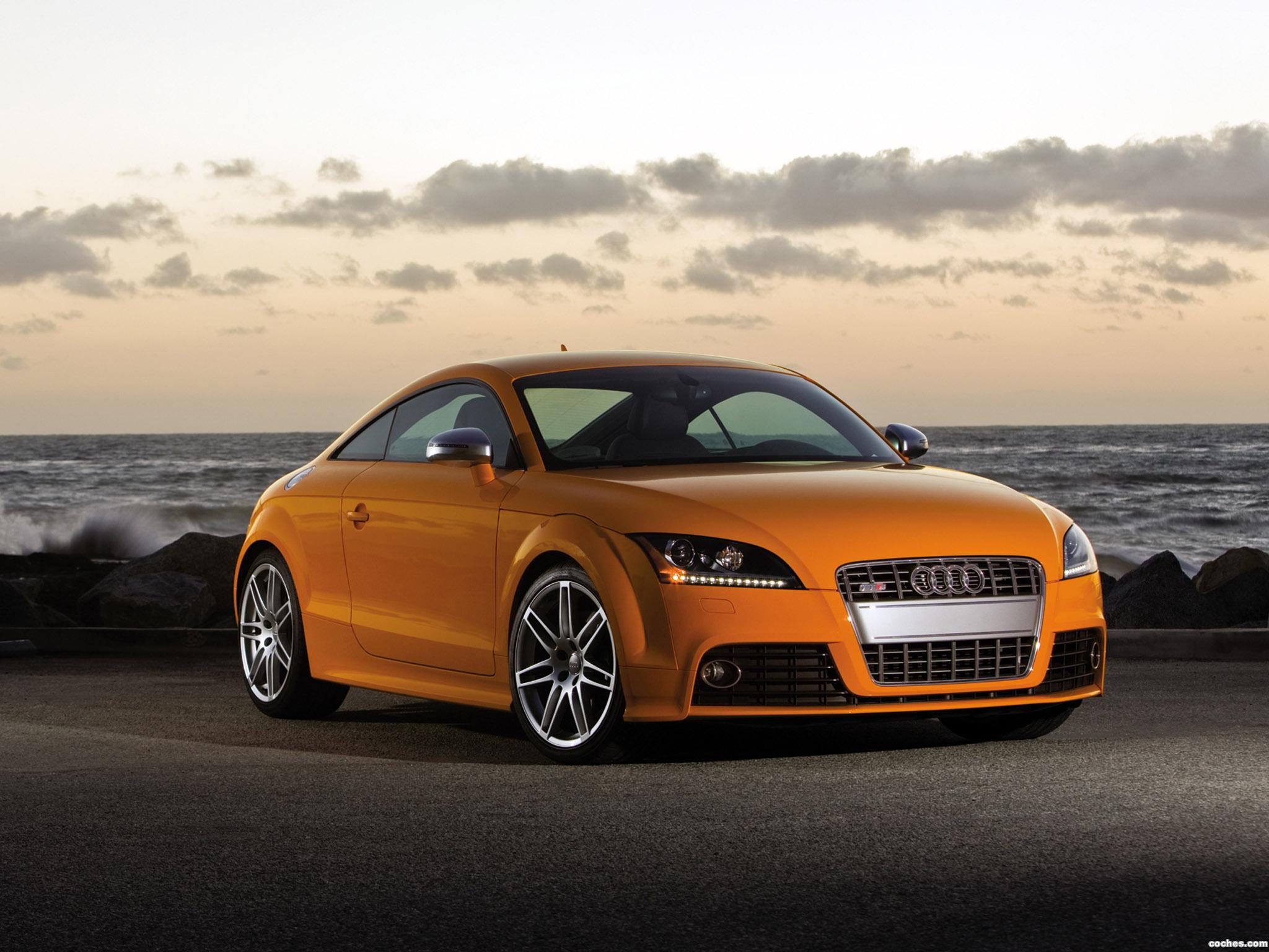 Foto 0 de Audi TTS Coupe USA 2008