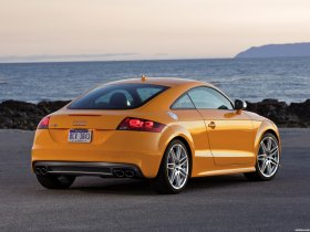 Ver foto 5 de Audi TTS Coupe USA 2008
