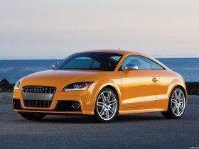 Ver foto 4 de Audi TTS Coupe USA 2008