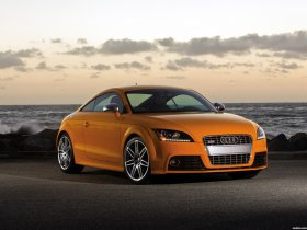 Ver foto 1 de Audi TTS Coupe USA 2008