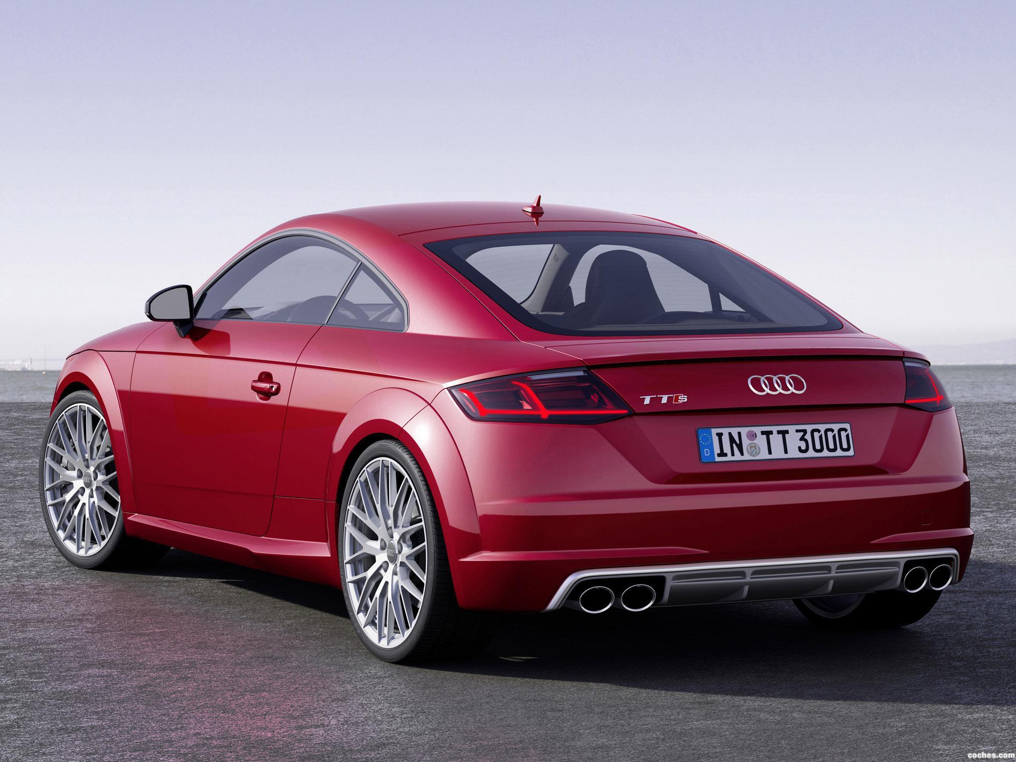 Foto 1 de Audi TTS 2014