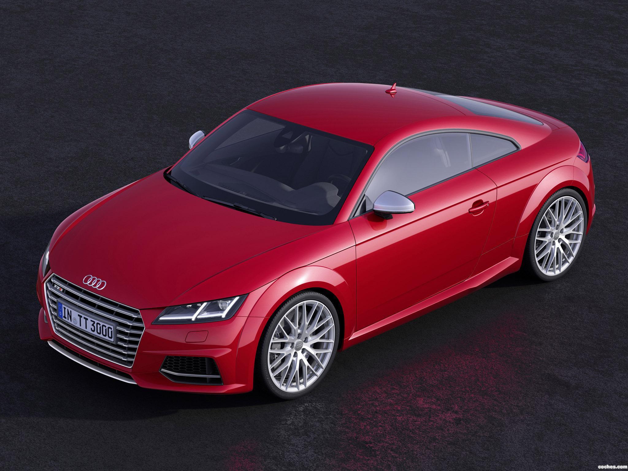 Foto 4 de Audi TTS 2014