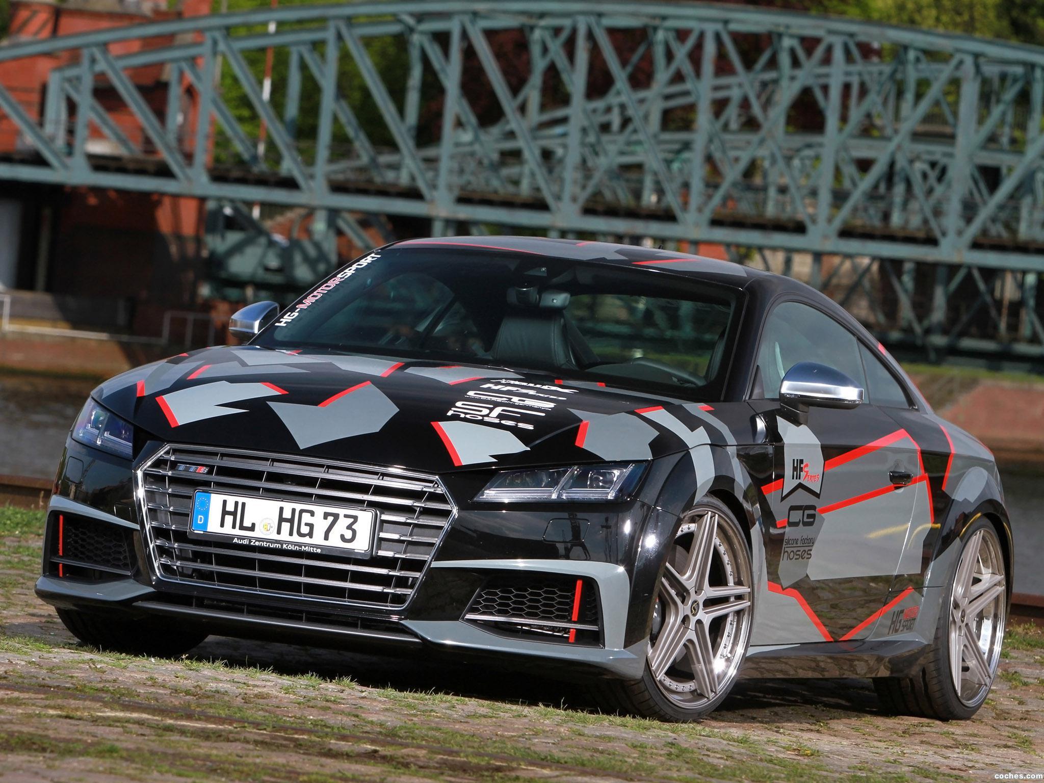 Foto 0 de Audi TTS HG Motorsport 2015