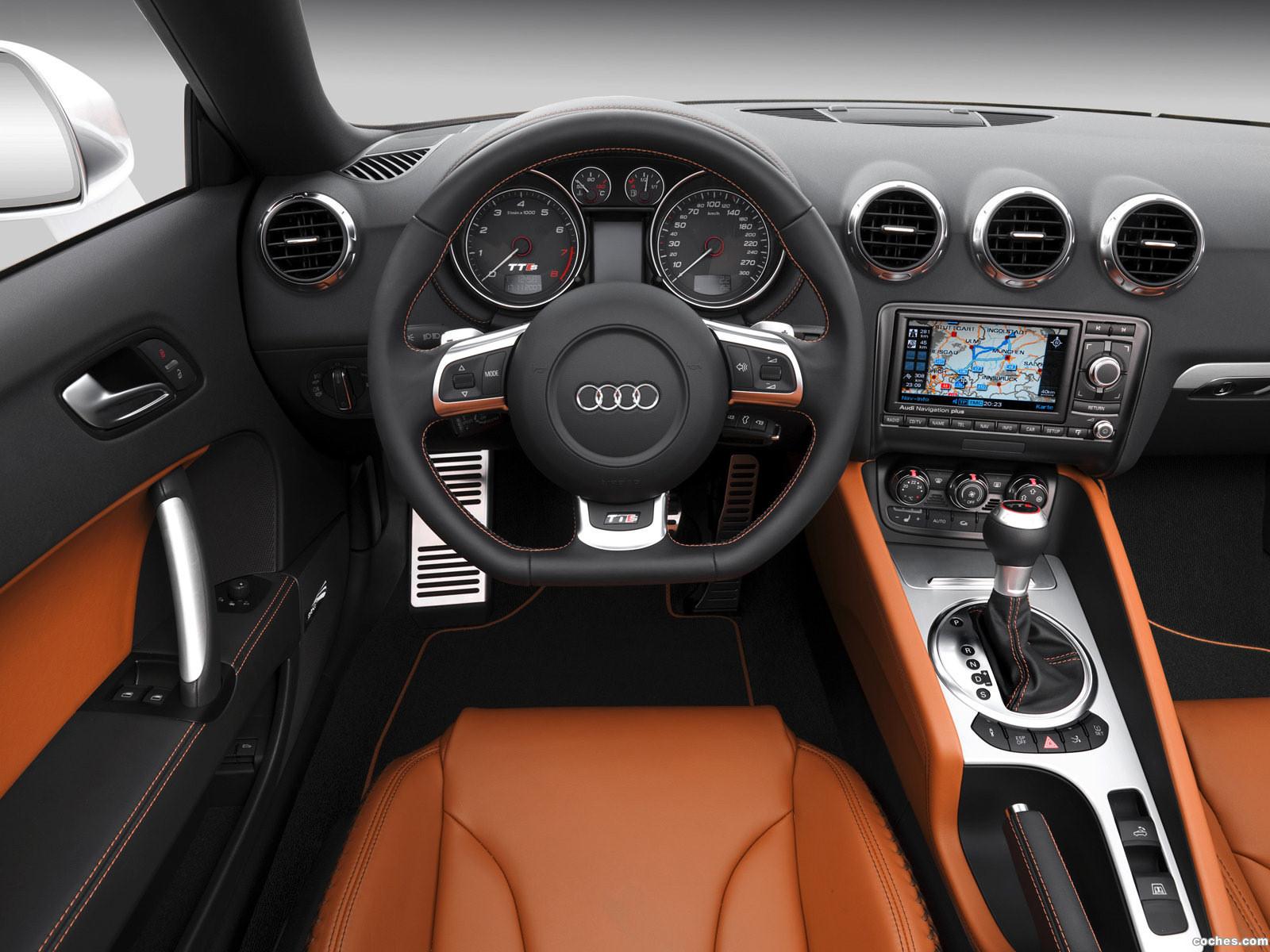 Fotos De Audi Tts Roadster 2008 Foto 9