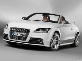 Fotos de Audi TTS Roadster 2008