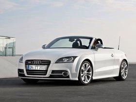 Fotos de Audi TTS Roadster 2010