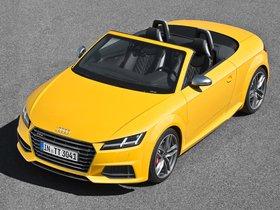 Fotos de Audi TTS Roadster 2015