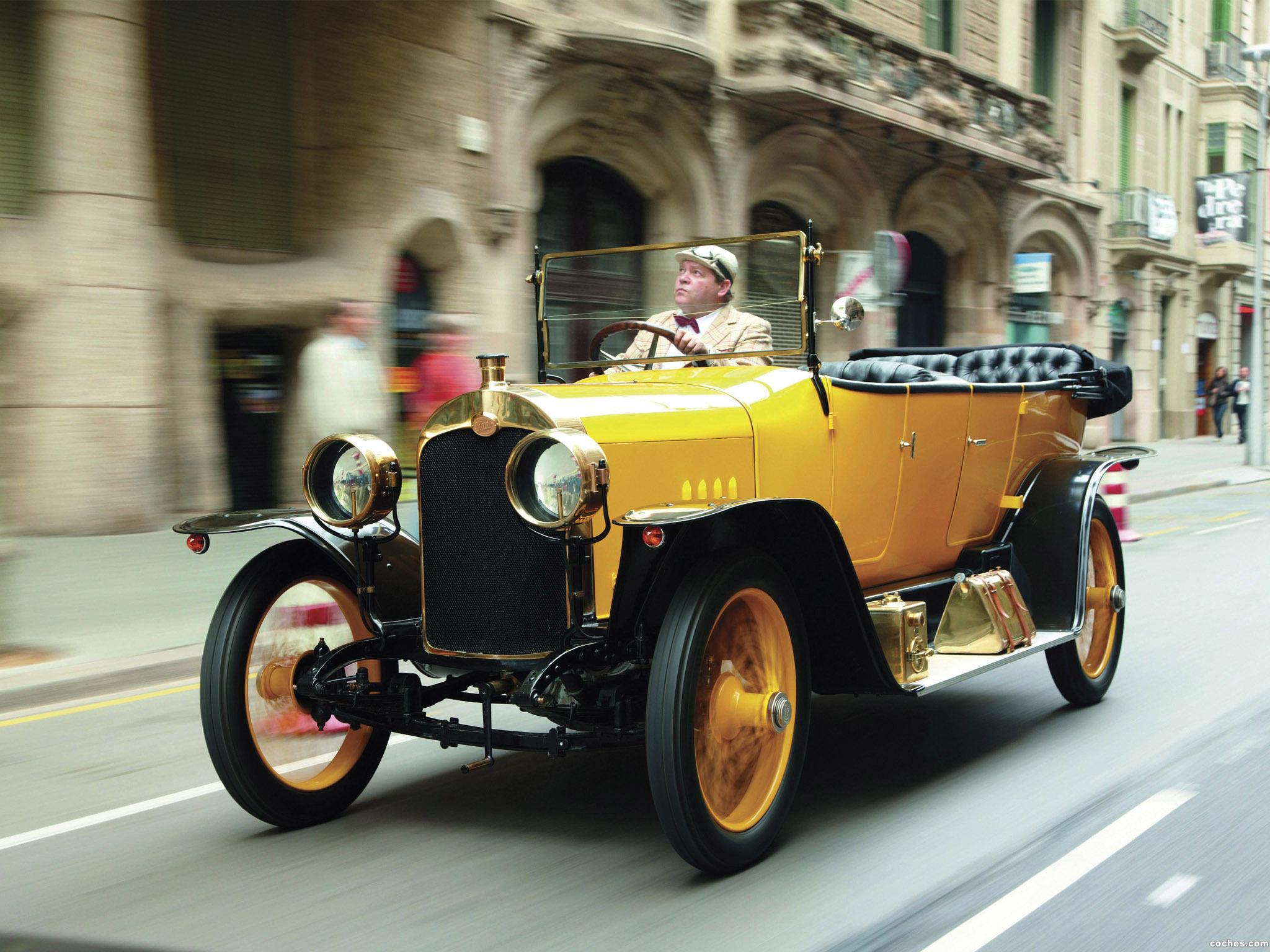 Foto 0 de Audi Typ-C 1435 PS Alpensieger 1912