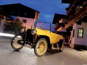 Ver foto 2 de Audi Typ-C 1435 PS Alpensieger 1912