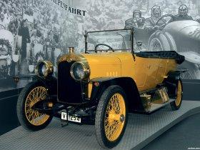 Ver foto 6 de Audi Typ-C 1435 PS Alpensieger 1912
