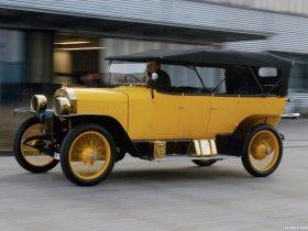Ver foto 5 de Audi Typ-C 1435 PS Alpensieger 1912