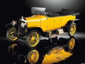 Ver foto 4 de Audi Typ-C 1435 PS Alpensieger 1912