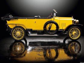 Ver foto 3 de Audi Typ-C 1435 PS Alpensieger 1912