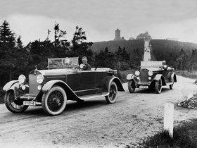 Ver foto 2 de Audi Ttyp K 14-50 PS 1921