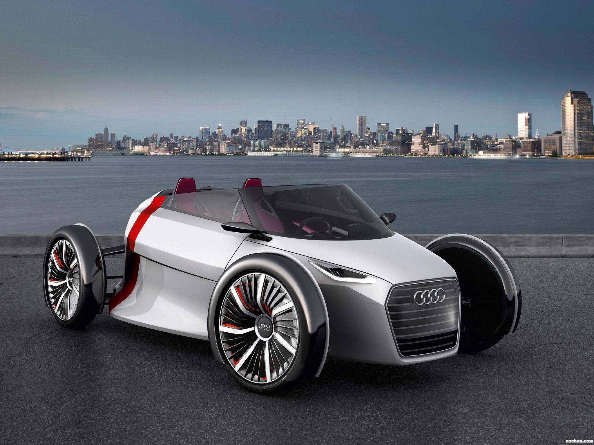 Foto 0 de Audi Urban Concept Spyder 2011