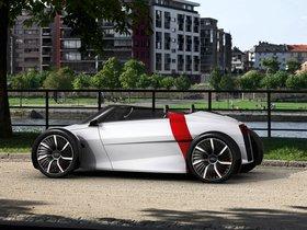 Ver foto 5 de Audi Urban Concept Spyder 2011