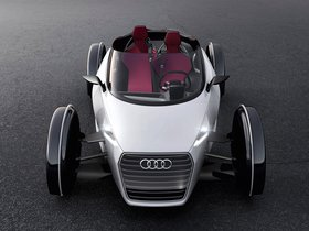 Ver foto 8 de Audi Urban Concept Spyder 2011