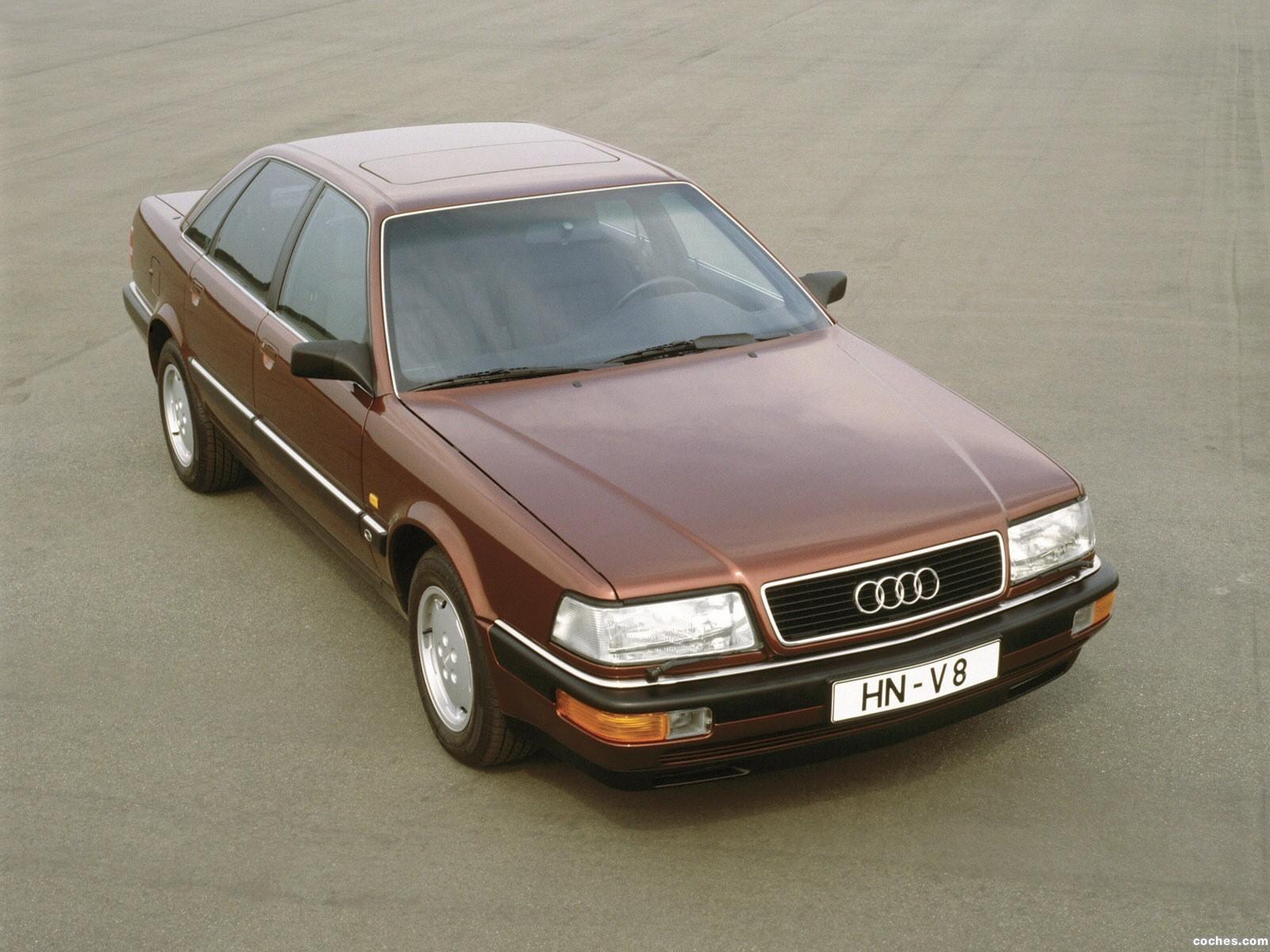 Foto 0 de Audi V8 1988
