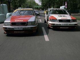 Ver foto 5 de Audi V8 Quattro DTM 1990