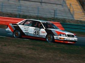 Ver foto 4 de Audi V8 Quattro DTM 1990