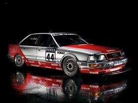 Ver foto 2 de Audi V8 Quattro DTM 1990