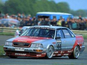Ver foto 12 de Audi V8 Quattro DTM 1990