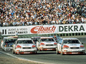 Ver foto 10 de Audi V8 Quattro DTM 1990