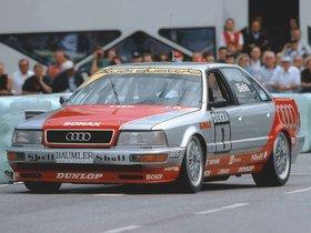 Ver foto 9 de Audi V8 Quattro DTM 1990