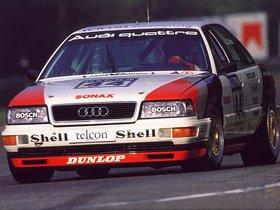 Ver foto 8 de Audi V8 Quattro DTM 1990