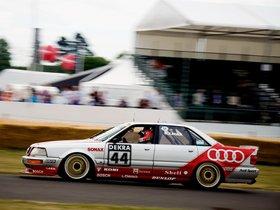 Ver foto 7 de Audi V8 Quattro DTM 1990