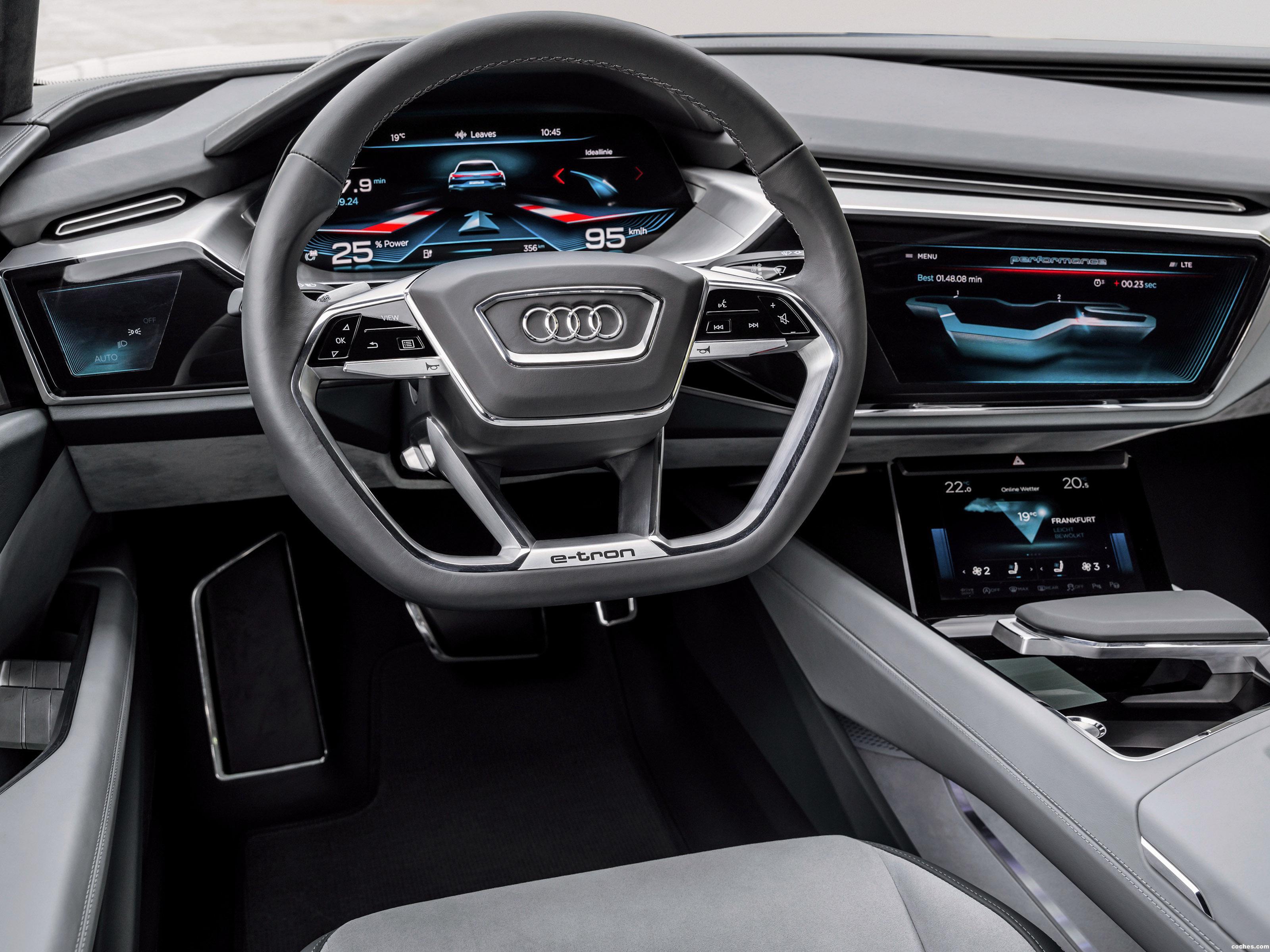 Foto 27 de Audi e-Tron Quattro Concept  2015