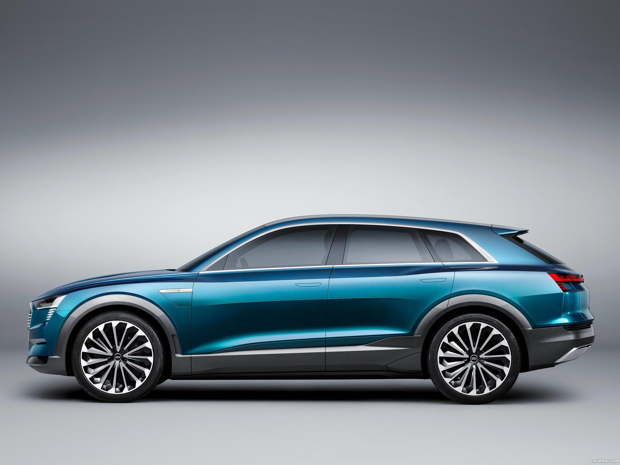 Foto 14 de Audi e-Tron Quattro Concept  2015