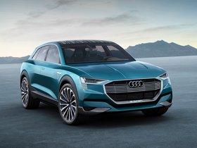 Ver foto 6 de Audi e-Tron Quattro Concept  2015