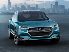 Ver foto 5 de Audi e-Tron Quattro Concept  2015