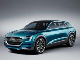 Ver foto 1 de Audi e-Tron Quattro Concept  2015
