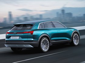 Ver foto 14 de Audi e-Tron Quattro Concept  2015