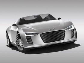 Ver foto 8 de Audi E-Tron Spyder Concept 2010